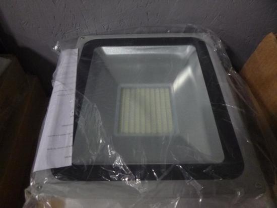 (3) LED Flood Lights 40-D6 PT100W 110V