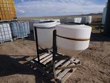 (2) Chemical Injection Tanks