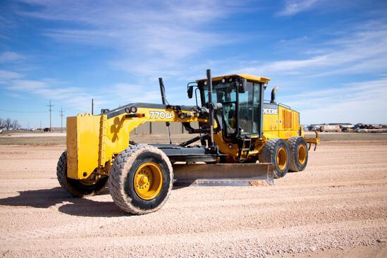 April 2020 Public Equipment Auction
