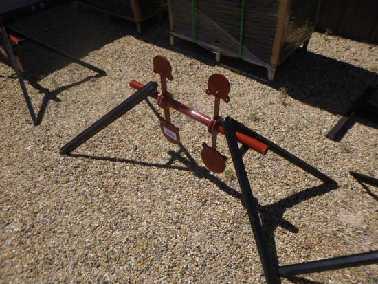 AR500 Spinner Target