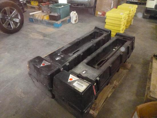 (2) Zubri Patio Heaters