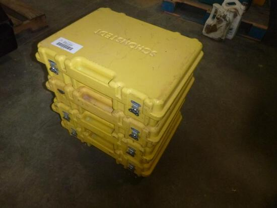 (4) Schonstedt XT Pipe & Cable Locators