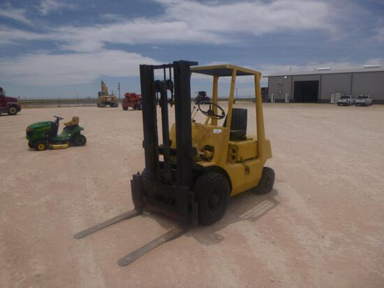 Toyota 2 Stage Forklift