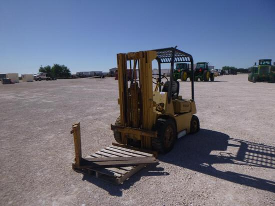 Hyster 3 Stage Forklift