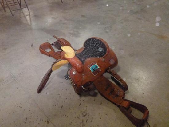 Unused Corriente Saddle Company Horse Saddle