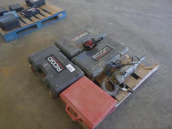 Pallet of Miscellaneous Tools