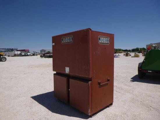 Jo Box Dual Compartment Storage Cabnet