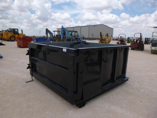Unused Derbis 7 Yard Box for Forklift & Telehandeler