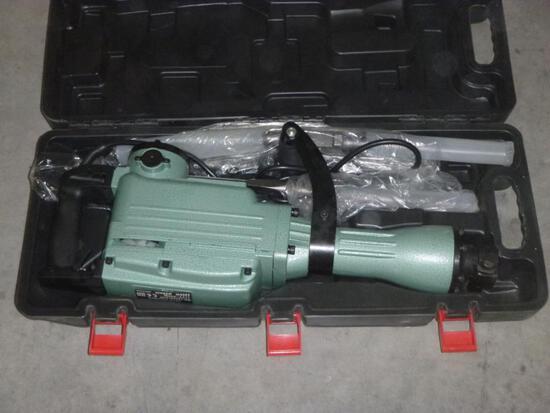 Unused Electric Huskie B65G Jack Hammer