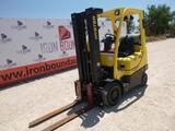 2012 Hyster S50FT Propane Forklift