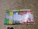 Unused Lifting Straps Qty of 22pcs different lengths and sizes
