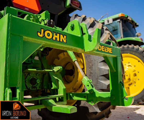 DAY 2 AUGUST 2020 EQUIPMENT AUCTION
