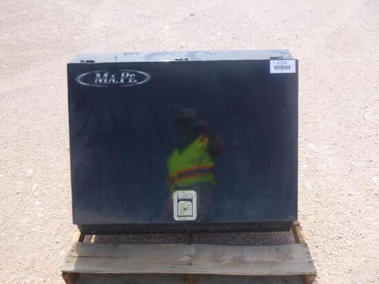 Unused MAPE Tool Box for Pickup Truck