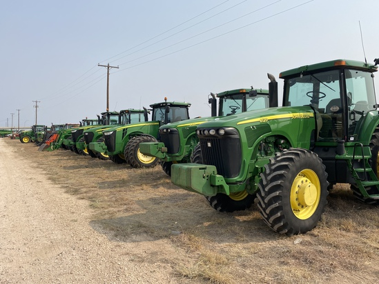 Day 4 49th Annual Harvest Sale Five Star Auction