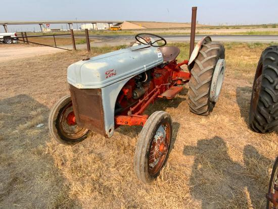 Ford Gasoline Tractor