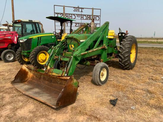 John Deere T213R Type 4020 Tractor