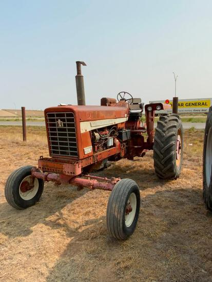 Farmall International 756 Tractor