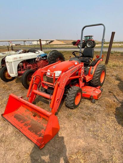 Kubota 2620 Tractor