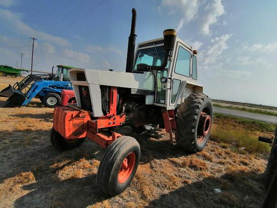 1974 Case Agri King 1175 Tractor