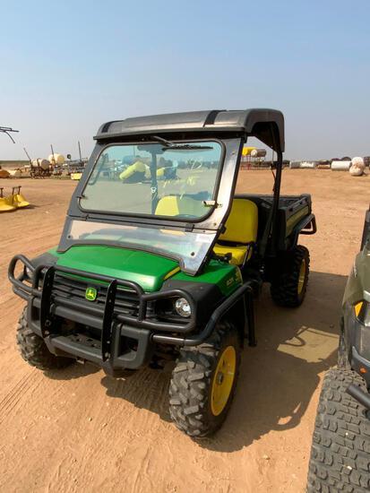 2015 John Deere 825I Gator