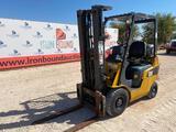 Cat P3000-LP Forklift