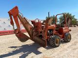 Ditch witch 5110DD trencher