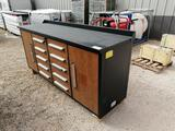 88? x 24? x 36? Tall Outdoor Cabinet