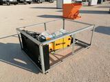 Unused Greatbear SH750 Hydraulic Jack Hammer, Skid Steer Attachment