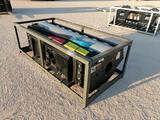 Unused Greatbear 72'' Hydraulic Vibratory Roller, Skid Steer Attachment