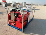 Unused Blue Viper Hot Water Pressure Washer 4000PSI
