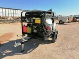 Pressure Washer Trailer with Water Tank