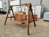 2 Person Bench Swing