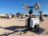 2014 Allmand Night Lite Pro Light Tower Generator