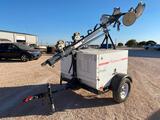 Magnum MLT5060K Light Tower Generator
