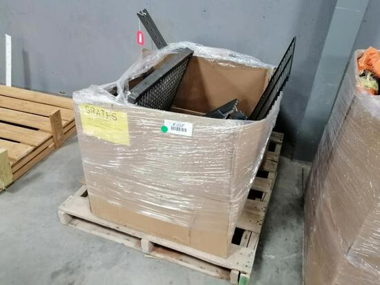 Pallet of Miscellaneous BBQ Grill Items
