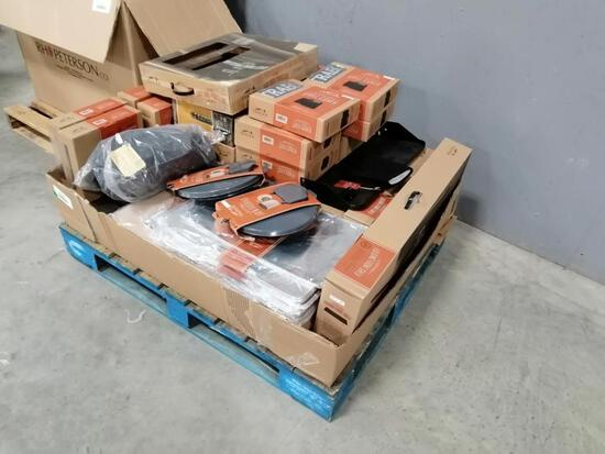 Pallet of Miscellaneous Traeger BBQ Grill Items