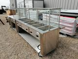 Commercial Kitchen Food Warmer