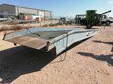 78? x 36 Ft Movable Loading Ramp