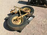 Implement Gauge Wheels