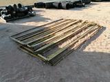 Side rails for Flat Bed Trailer