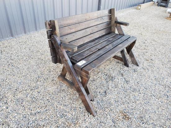 Folding Bench/ Picnic Table