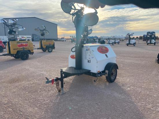 Magnum MLT4060K Upright Light Tower Generator