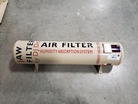 Humidity Absorption System Filter