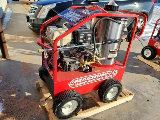 Unused Magnum 4000 Series Pressure Washer