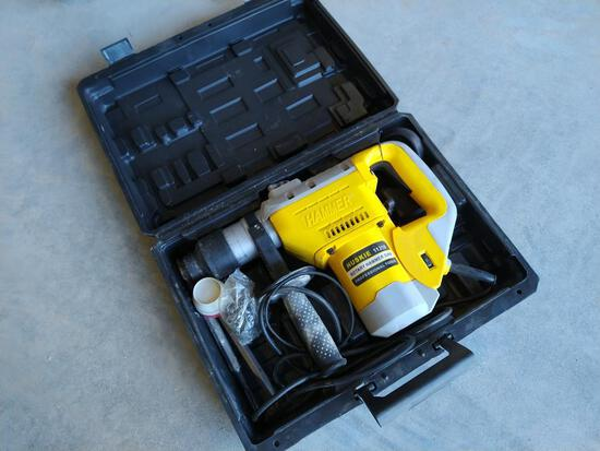 Huskie Rotary Hammer Drill
