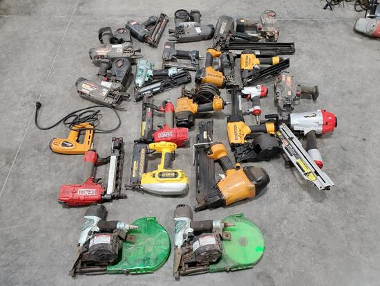 Misc Air Tools and Power Tools