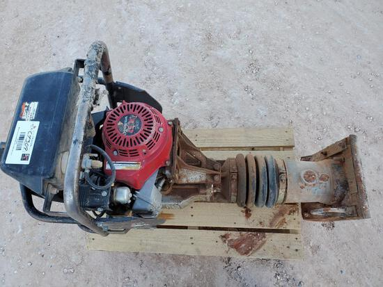 Ingersoll Rand Tamping Rammer