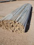 Bundle of 3/4'' PVC Pipe 20ft Joints