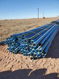 (87 Joints) 4'' PVC Pipe 20ft Joints