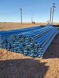(302 Joints) 3'' PVC Pipe 20ft Joints